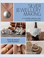 Silver Jewellery Making book cover