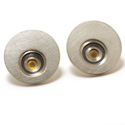 concentric earrings