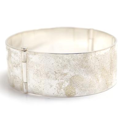 machi de waard gold fusing bracelet