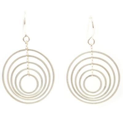 machi dewaard dancing earrings